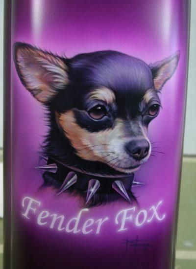 1. Fender Fox
