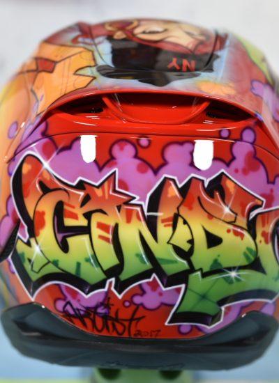 1. Graff Helmet
