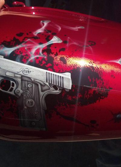11. Kimber pistol