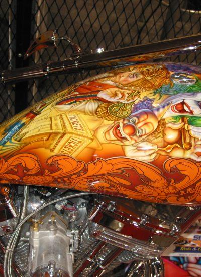 12. Clown bike