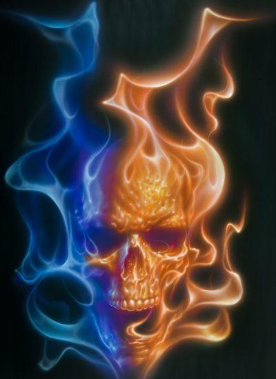Heron Skull apparel design - Pastrana.Unlimited