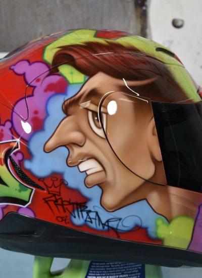 17. Graff Helmet