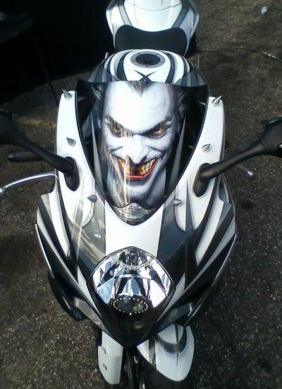 18. Joker bike