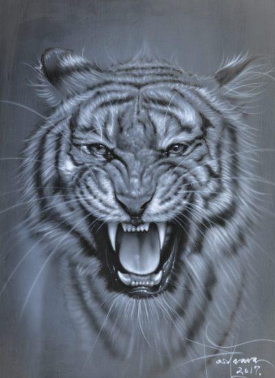 19. Tiger demo