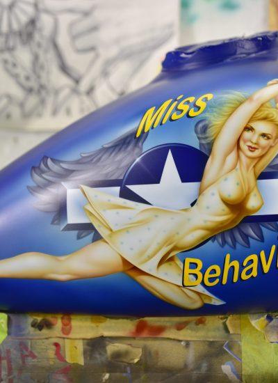 2. Miss Behavin WWII