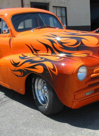 20. Hotrod paint