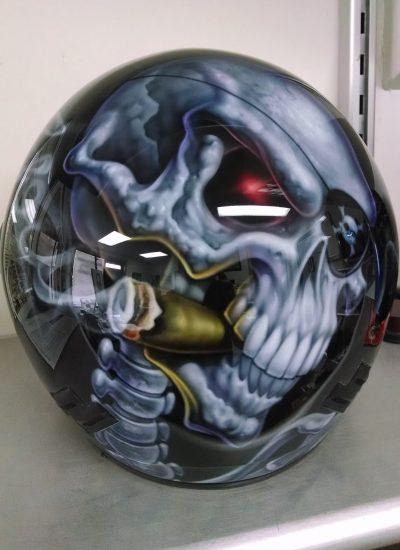 22. Skull Helmet