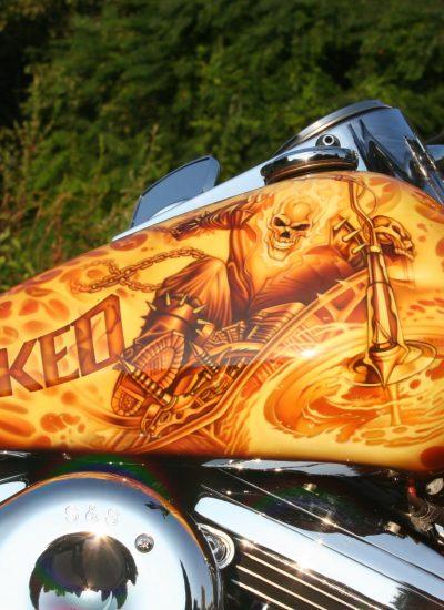 24. Wicked bike