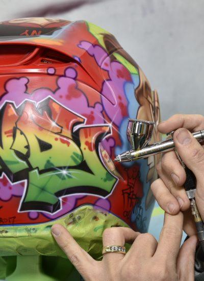 26. Graff lettering