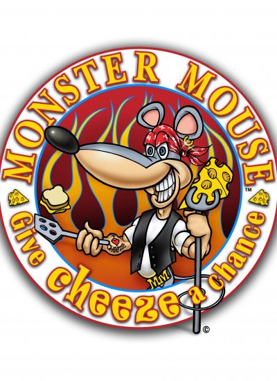 Monster Mouse company logo - Pastrana.Unlimited
