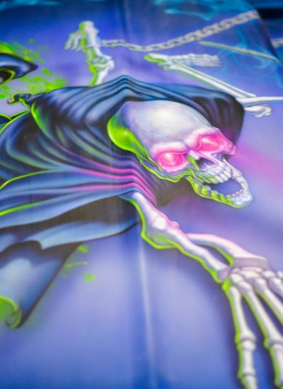 29. Reaper hood