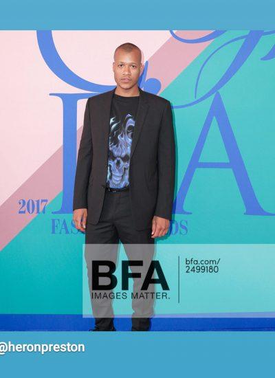 2017 CFDA Fashion Awards - Pastrana.Unlimited