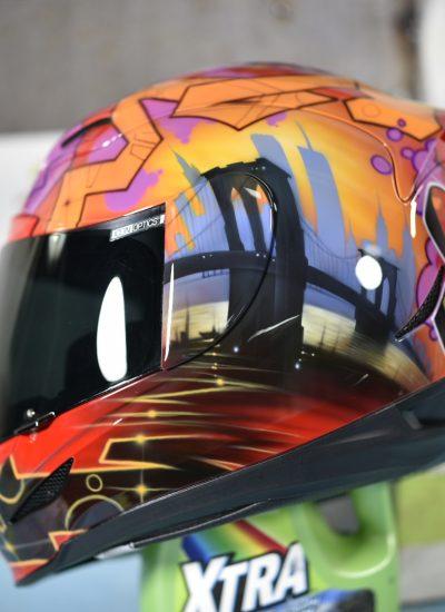 30. Graff helmet