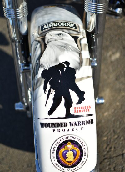 33.wounded warrior project