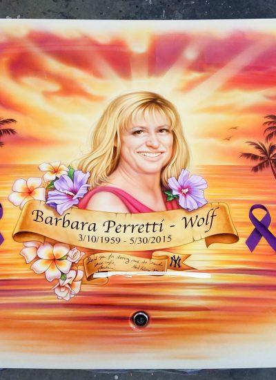 Barbara Perretti Wolf - Pastrana.Unlimited