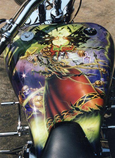 36. Jester bike