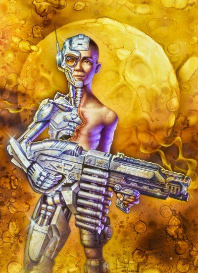 Cyberboy Design - Pastrana.Unlimited