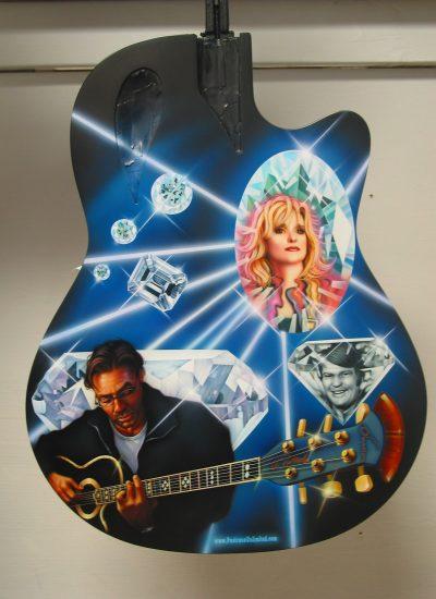 4. Ovation guitar artists