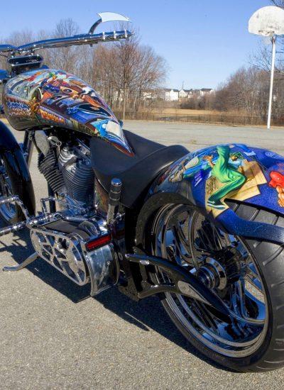 45. Hip Hop bike