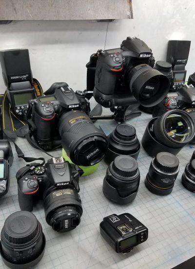 45. Photo Gear