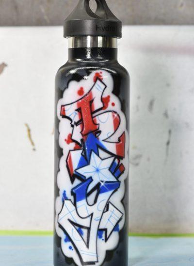 45. Water bottle accessory