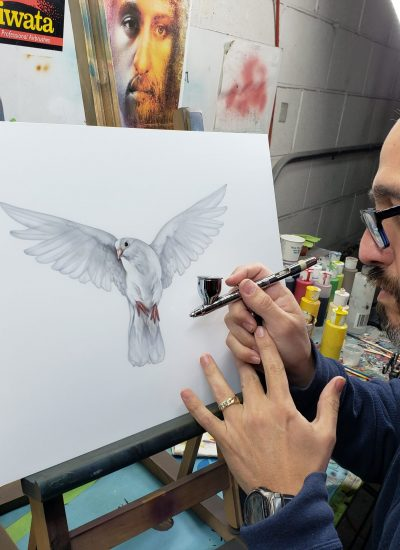 46. Creation of Kanye Dove