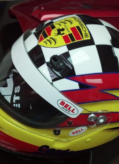 5. Porsche Helmet