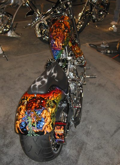 57. Demon bike