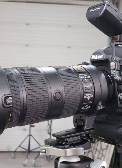 58. Nikon D850