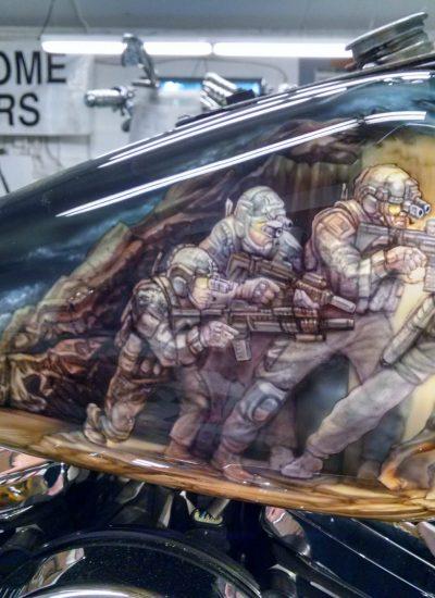 58. Ranger bike