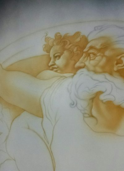 58. creation of adam