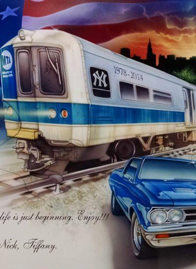 MTA Tribute Art - Pastrana.Unlimited