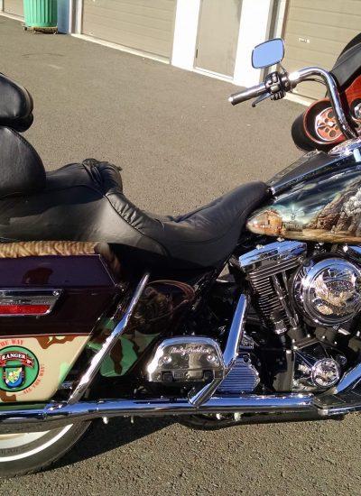 62. Ranger bike