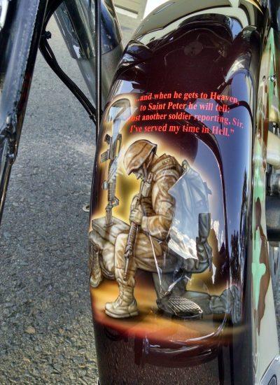 64. Ranger bike