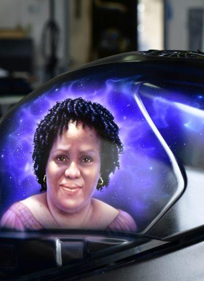 7. Mom portrait Gemini