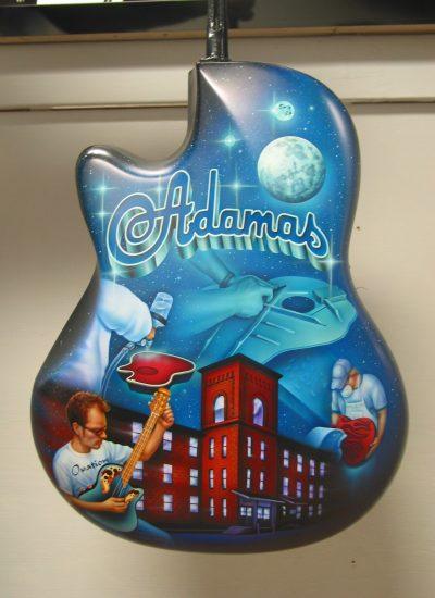 8. Ovation Guitar tribute
