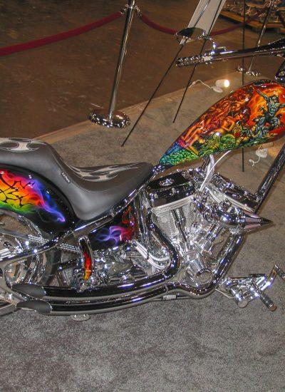 85. Demon Bike