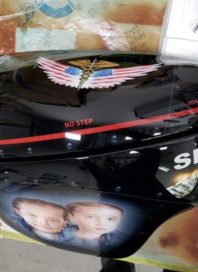 85. SR-17 paint