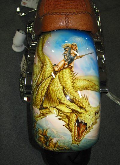 96. Dragon paint