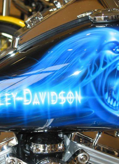 97. Evil Harley