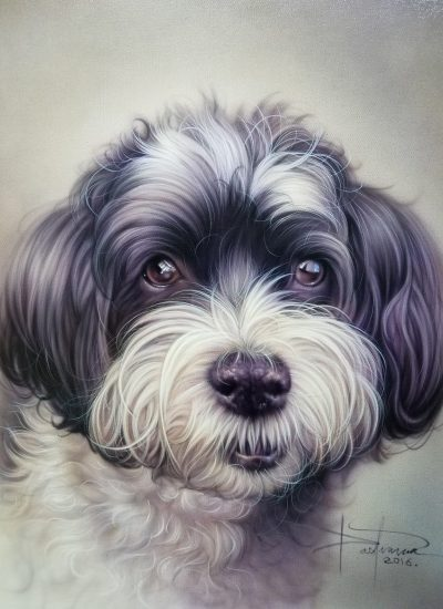 Portrait of Max