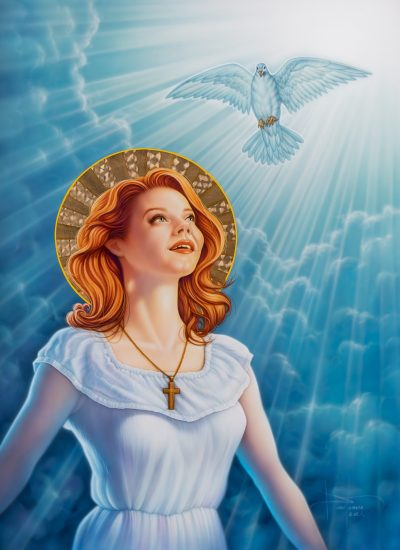 3. Enlightenment of the Holy Spirit